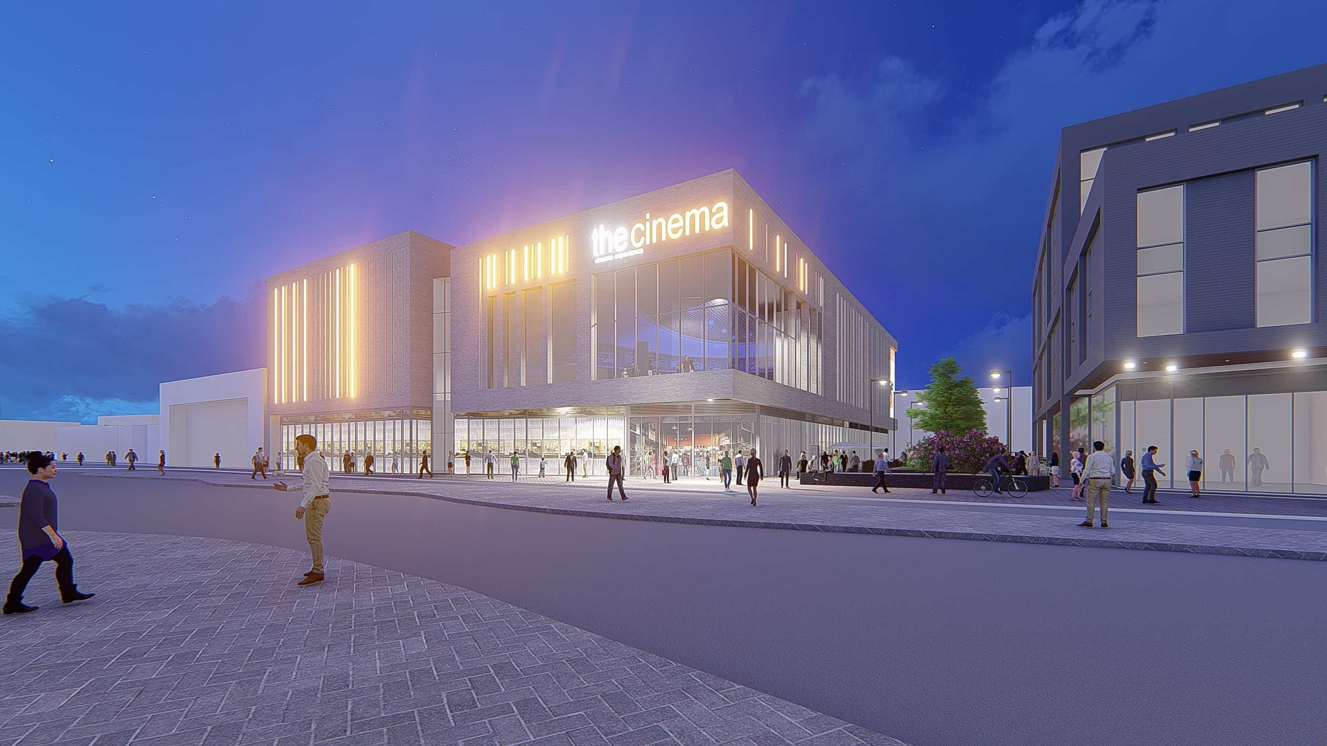 Ambitious plans for phase two of the Beeston Square ...