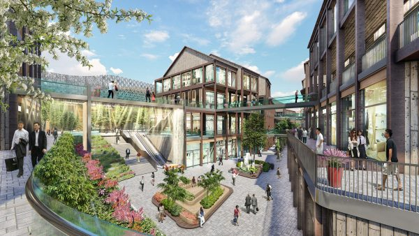 retail trends - mixed use developments